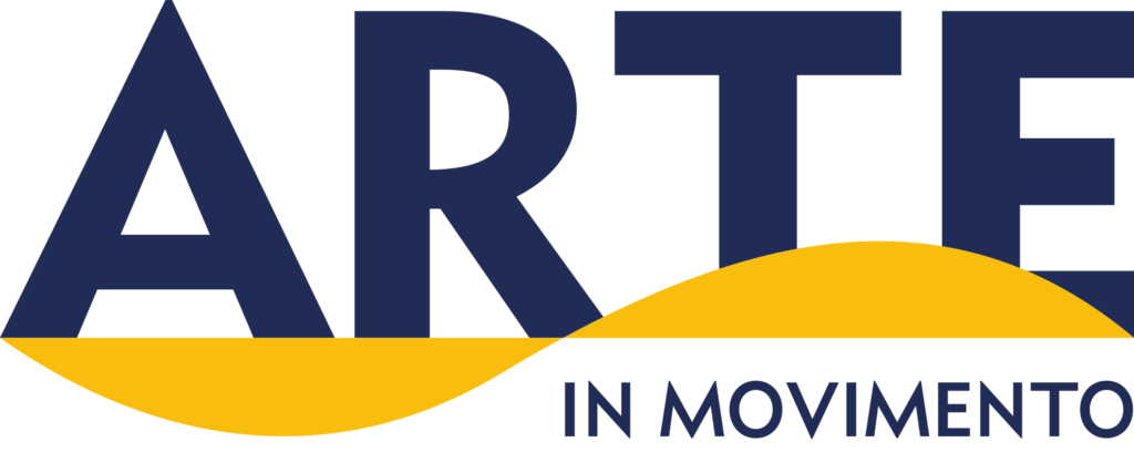 arte in movimento logo